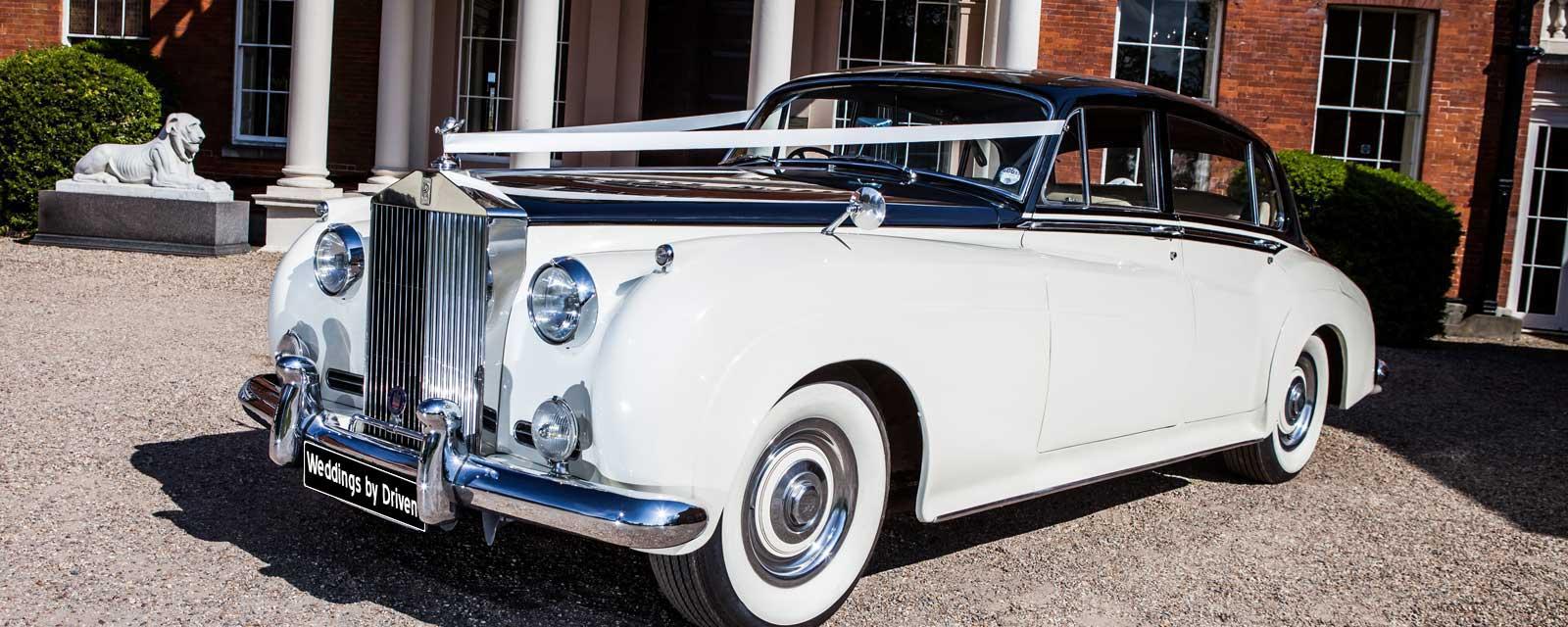 hire 1960 rolls royce cloud ii lwb for your wedding